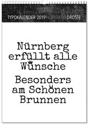 Typokalender Nürnberg 2019