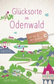 Glücksorte im Odenwald - Cover