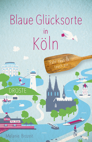 Blaue Glücksorte in Köln