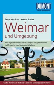 Weimar und Umgebung - Cover