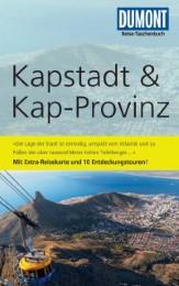 DuMont Reise-Taschenbuch Reiseführer Kapstadt & die Kap-Provinz