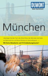 DuMont Reise-Taschenbuch Reiseführer München
