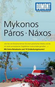 Mykonos, Paros, Naxos. DUMONT Reiseführer E-Book (PDF)