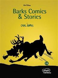Barks Comics und Stories 16