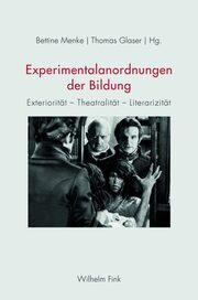 Experimentalanordnungen der Bildung