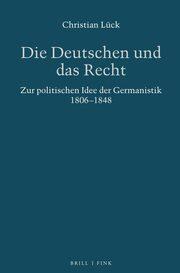 Die Deutschen und das Recht