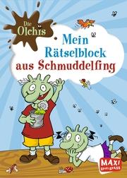 Die Olchis - Mein Rätselblock aus Schmuddelfing