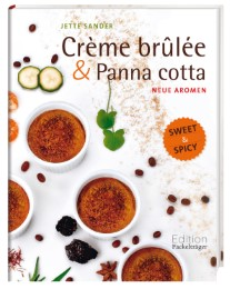 Crème brûlée & Panna cotta
