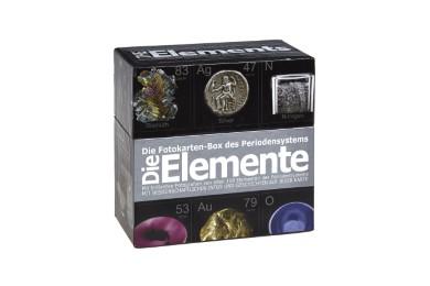 Die Elemente - Kartenbox