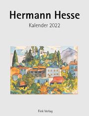 Hermann Hesse 2022 - Cover