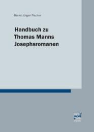 Handbuch zu Thomas Manns 'Josephsromanen'