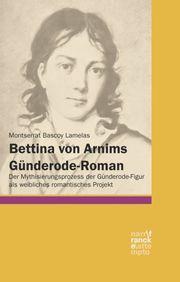 Bettina von Arnims Günderode-Roman