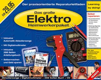 Das große Elektro Heimwerkerpaket