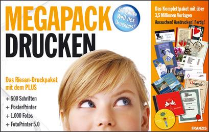Megapack Drucken