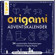 Origami Adventskalender - Cover