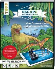 Escape Adventures AR - Augmented Reality. Von Dinosauriern und Wissenschaftlern