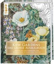 Kew Gardens - das große Ausmalbuch