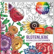 Colorful World - Blütenliebe - Cover