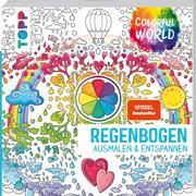 Colorful World - Regenbogen - Cover