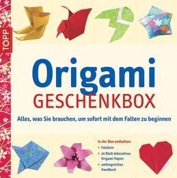 Die Origami-Geschenkbox