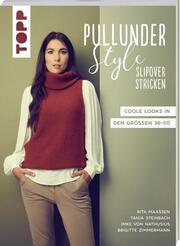 Pullunder-Style. Slipover stricken