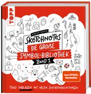 Sketchnotes - Die große Symbol-Bibliothek