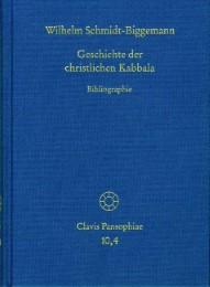 Geschichte der christlichen Kabbala 4