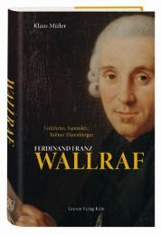 Ferdinand Franz Wallraf - Cover