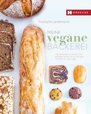 Meine vegane Bäckerei - Cover