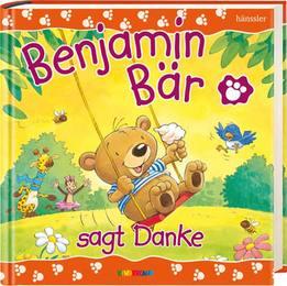 Benjamin Bär sagt Danke