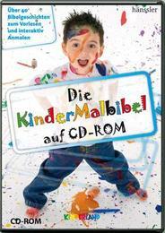 Die Kindermalbibel auf CD-ROM