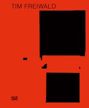 Tim Freiwald - Cover