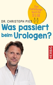 Was passiert beim Urologen? - Cover