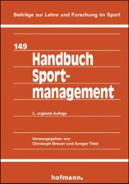 Handbuch Sportmanagement