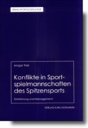 Konflikte in Sportspielmannschaften des Spitzensports