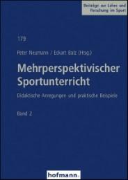 Mehrperspektivischer Sportunterricht Band 2