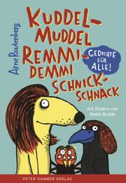 kuddelmuddel remmidemmi schnickschnack - Cover
