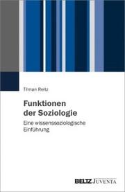 Funktionen der Soziologie