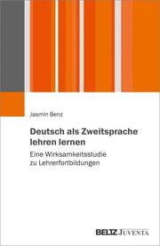 Deutsch als Zweitsprache lehren lernen - Cover