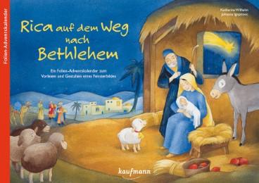 Rica auf dem Weg nach Betlehem - Cover