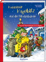 Kommissar Kugelblitz und die Nikolausbande