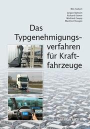 Das Typgenehmigungsverfahren für Kraftfahrzeuge