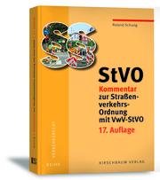 StVO Kommentar zur Straßenverkehrs-Ordnung mit VwV-StVO