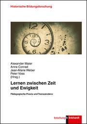 Lernen zwischen Zeit und Ewigkeit - Cover