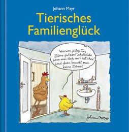 Tierisches Familienglück
