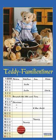 Teddy-Familientimer