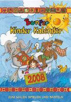 Bunter Kinderkalender