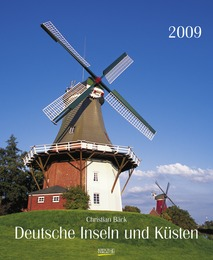 Deutsche Inseln und Küsten