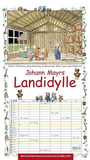 Johann Mayrs Landidylle 2013