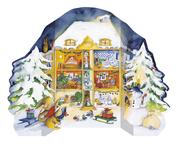 Weihnachten im Puppenhaus